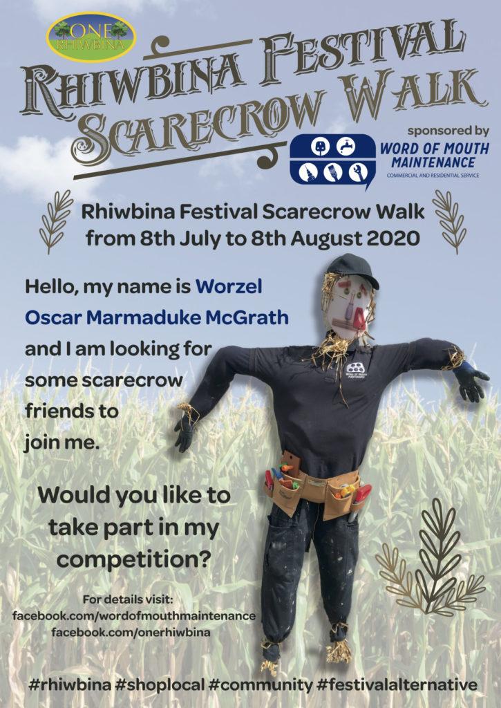 scarecrow walk