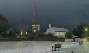 Llandaff-Christmas
